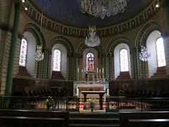 L'Abbatiale Saint-Pierre à Blesle
