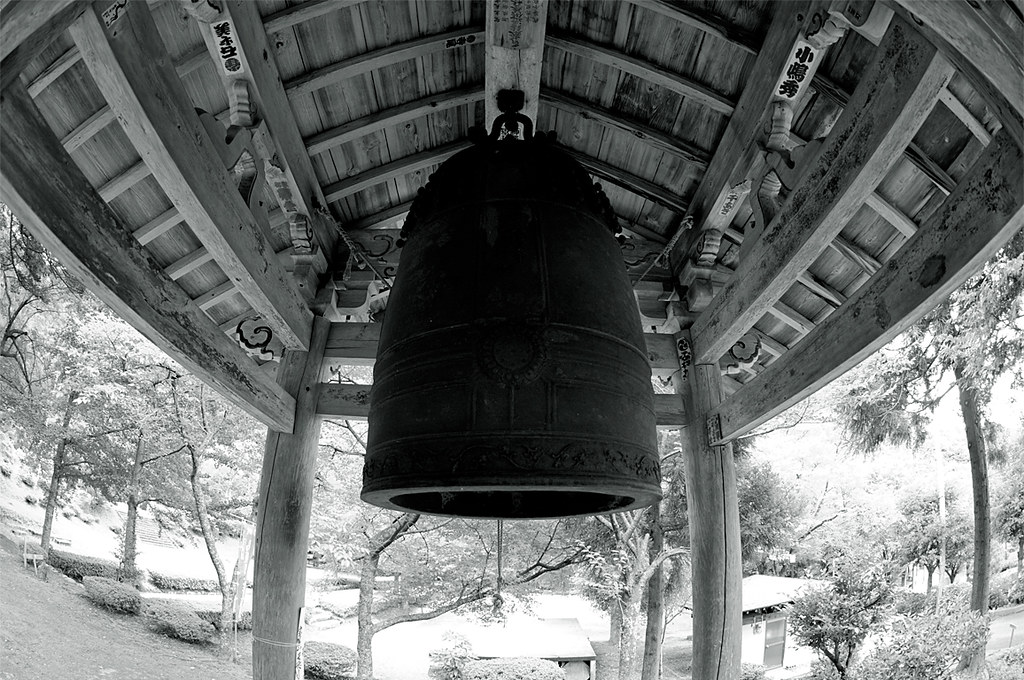 a temple bell