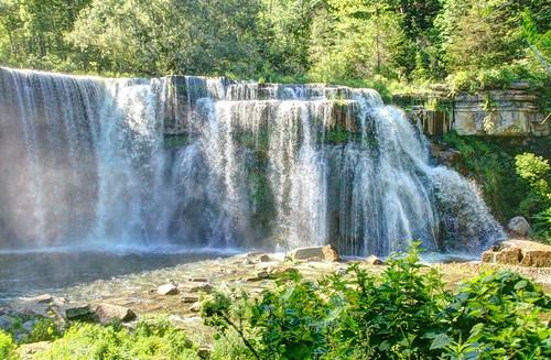 water landscape waterfalls newyorkstate ithaca hdr ludlowvillefalls photocontesttnc13