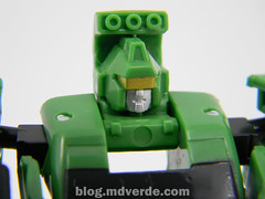 Transformers Hoist Legends - Generations GDO - modo robot