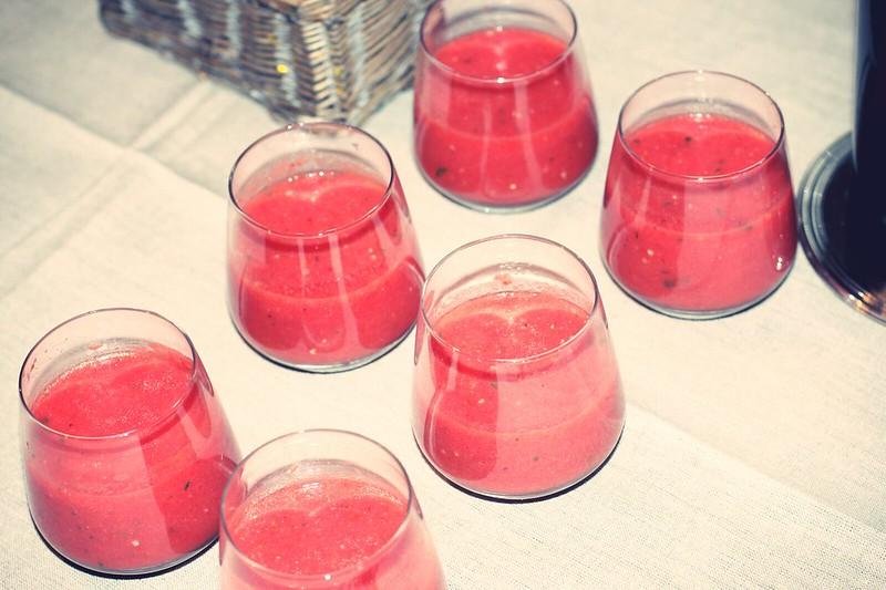 Cena picoteo de verano - Monicositas