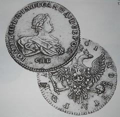 Ivan III  Rouble