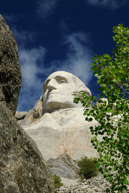 Presidential Trail: Mount Rushmore