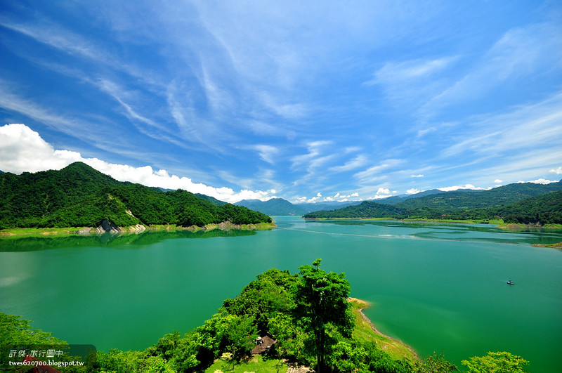 曾文水库风景区 - 旅游行程分享