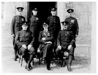 Inverness-shire Constabulary Inverness Section and DCC 1936