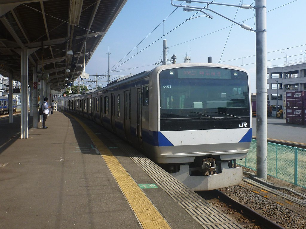 JR Tsuchiura Station