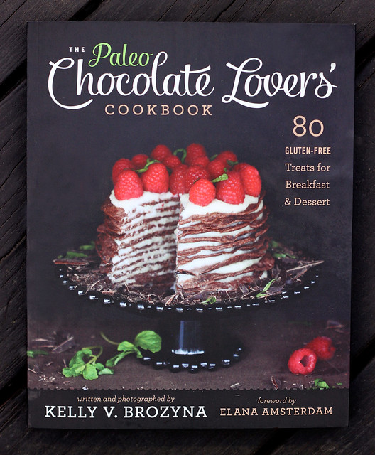 Salted Dark Chocolate Nut Bites: The Paleo Chocolate Lover's Cookbook Review & Giveaway