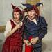 El humor no conoce edades:Una pareja en Castro Marim. by anrapu
