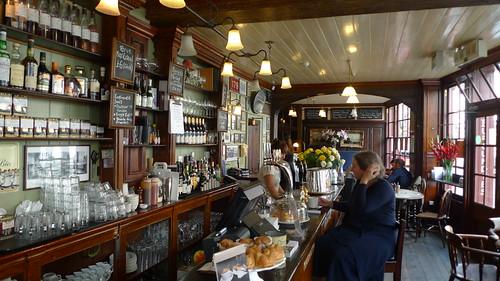 The English Restaurant (Eating London Food Tour)