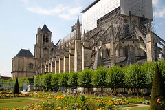 Bourges Cathedral (Cathédrale St Etienne / Cathedral St Stephan)
