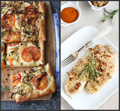 Savory Recipes with Rosemary | cookincanuck.com