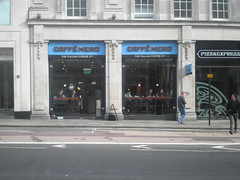 Picture of Caffe Nero, SW1Y 4EN