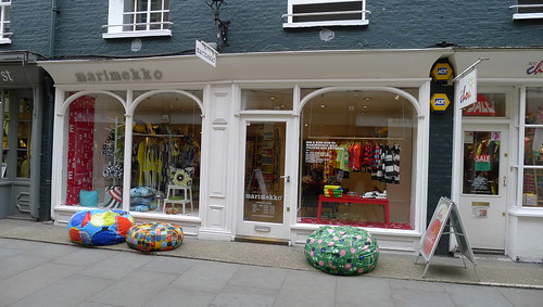 Marimekko shop in London