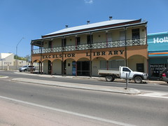Library of Charters Towers