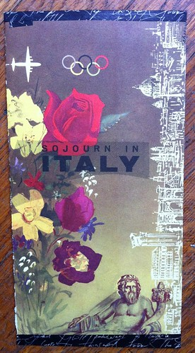 Sojourn in Italy, outgoing