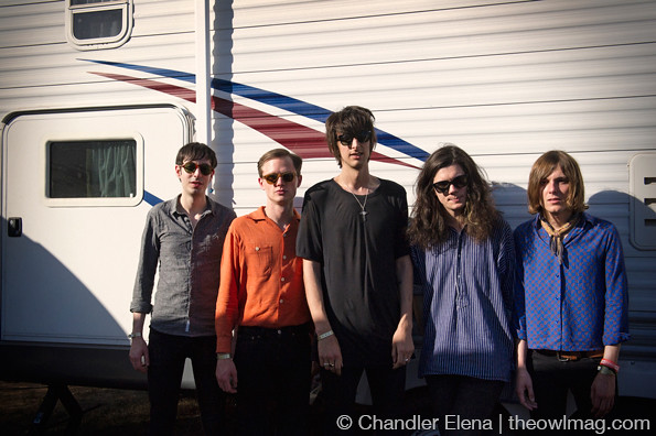 The Horrors @ Austin Psych Fest 2014 - Saturday