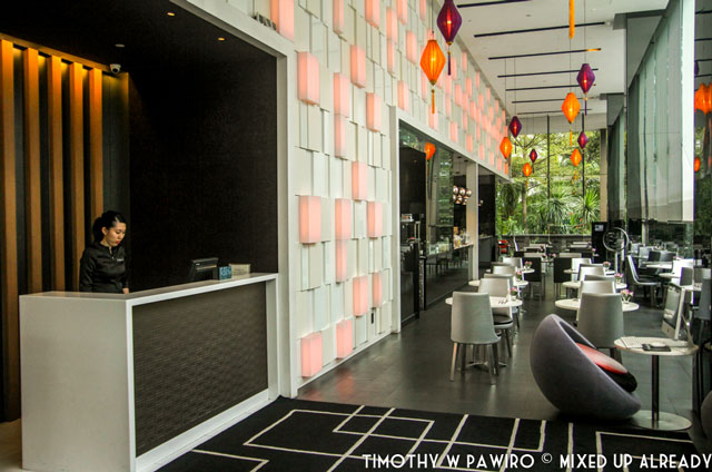 Asia - Singapore - Quincy Hotel - The Lobby (1)