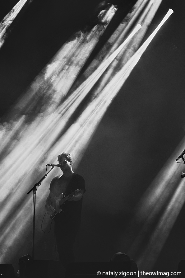 Alt J @ Greek Theater 04/16/2015