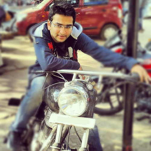 NIEM Student - Priyesh Sagar