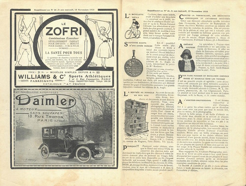 Je Sais Tout, No. 70, 15 Novembro 1910 - 142
