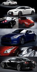 GodZilla - The Nissan GTR Super Sports Cars