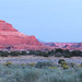 Canyonlands (Needles section) dusk by beth a. barnett