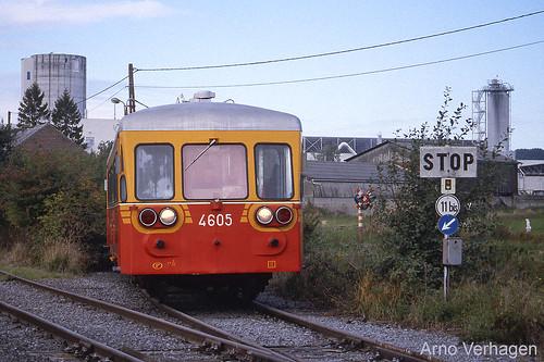 2001. TSP 4605 te Harmignies