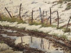 Kris Spinhoven, Les Planches (detail), (2014)
