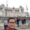 "Monumento Nazionale a Vittorio Emanuele II, ""Schreibmaschine"", Monumen Mesin Ketik. #roma #italia 6 Oktober 2016"