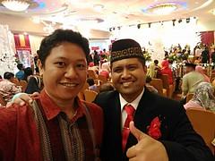 Groufie bersama pak Syamsul Rizal @rizal_mpw :)   #groufie  #latepost