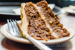 Close Up Of Carrot Cake With A Fork A