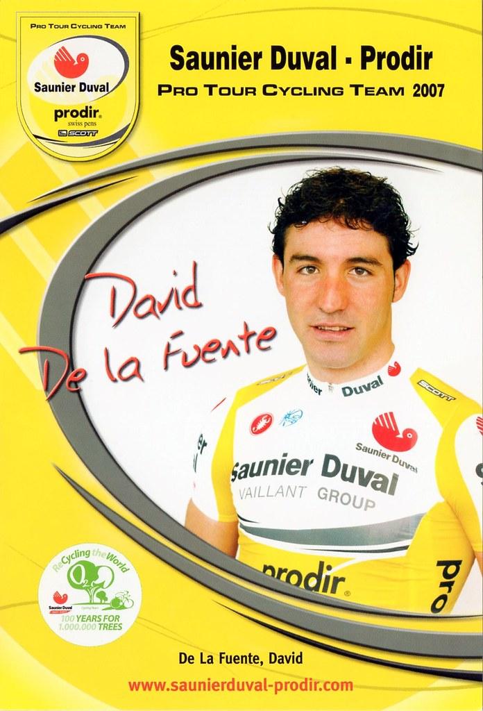 David De La Fuente - Saunier Duval Prodir 2007