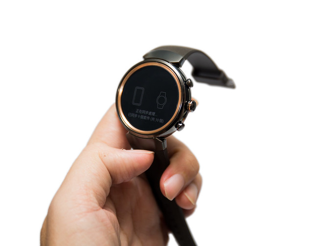 這次進化圓錶!更美麗的 ASUS ZenWatch 3 智慧手錶,超值更有顏值 (有電力實測) @3C 達人廖阿輝