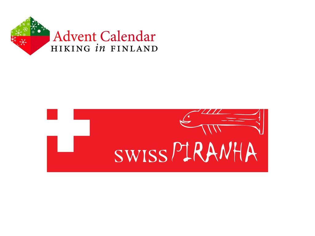 Advent Calendar Swiss Piranha