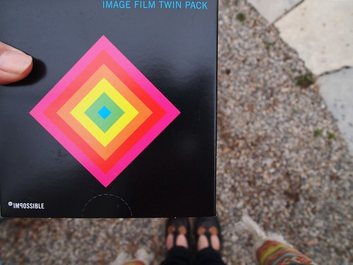 Impossible Project = happiness