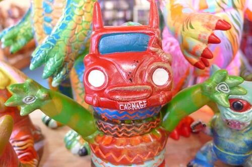 Bwana Spoons Carnage Custom Show