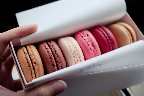 Macarons from La Belle Miette