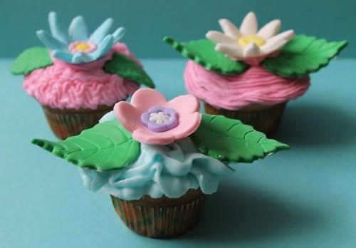 Mini Easter cupcakes - 4