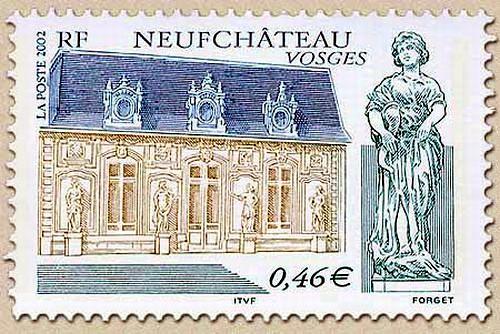 Neufchâteau Vosges