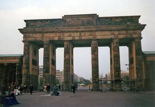 Brandenburg Tor (Gate) - Berlin, Germany