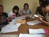 Suasana kegiatan belajar