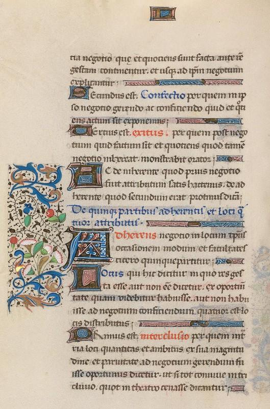 41v - Cod. Bodmer 176 (Rhetorica - 1471)