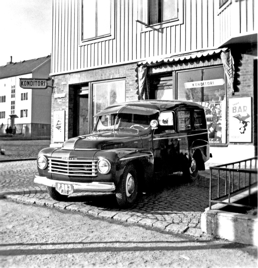 PV445, 1950