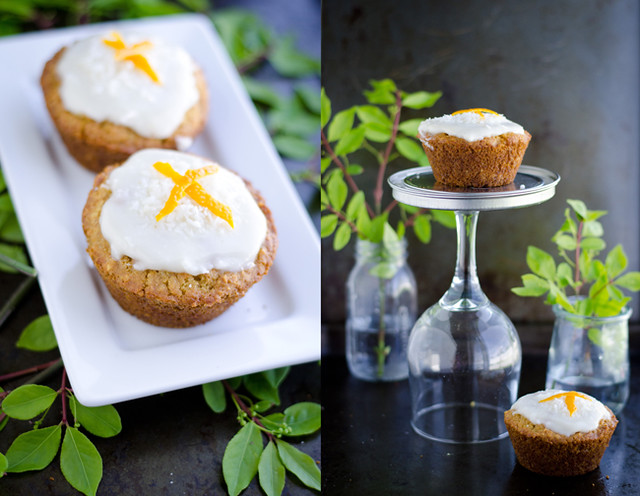 Cardamom Infused Citrus Coconut Muffins by Mary Banducci 5