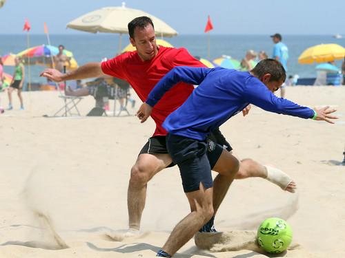 Sand Soccer 2012