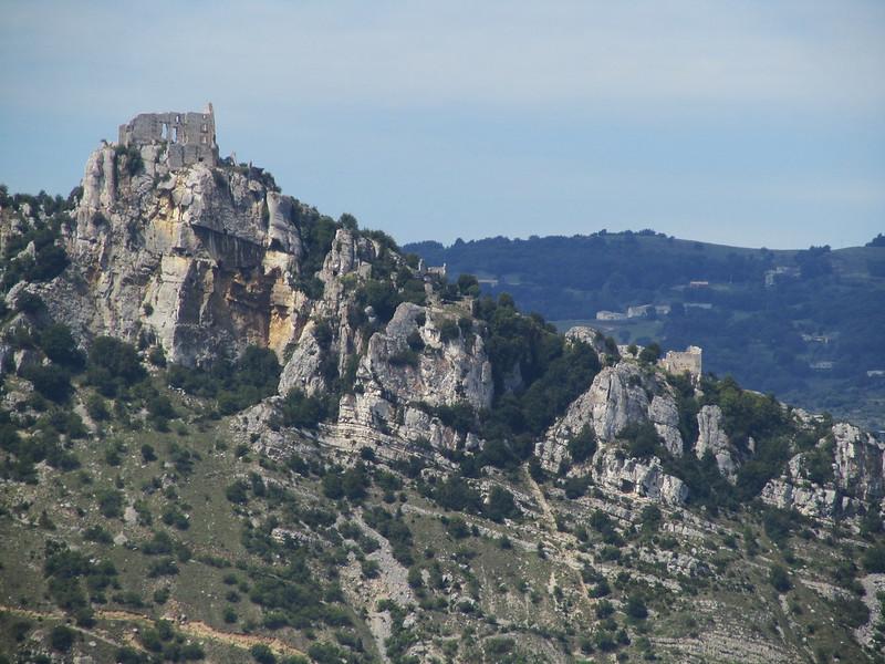 030 - Valence - Chateau De Crussol