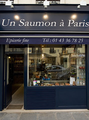 Un Saumon à Paris - Saumon, Caviar, Foie Gras (Paris, France)