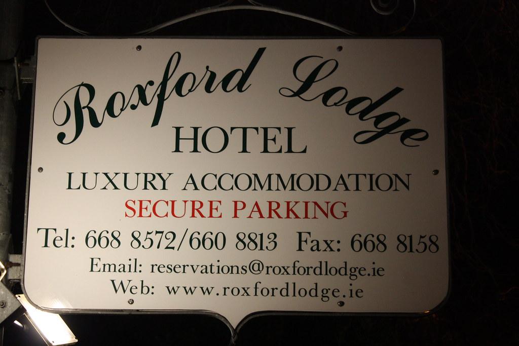 ROXFORD LODGE HOTEL DUBLIN