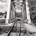 Railroad Bridge, Blissfield, MI, June, 2012