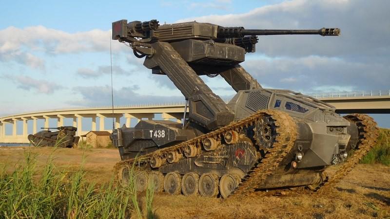 biggest military tank - photo #7